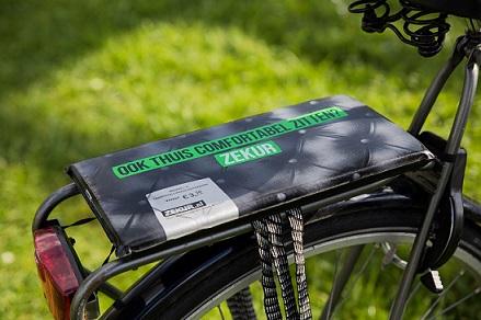 Kussen Fiets Achterop : Gratis zitvlak kussen voor je fiets gratis prikbord